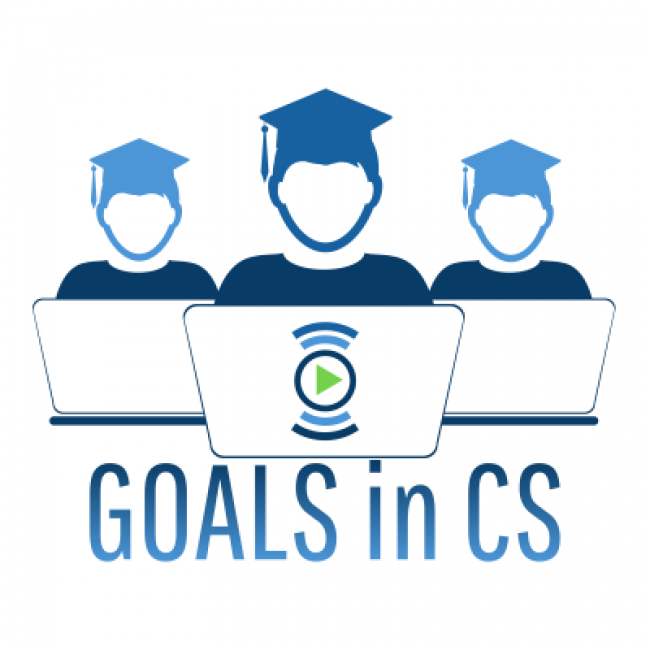 GOALS in CS Logo