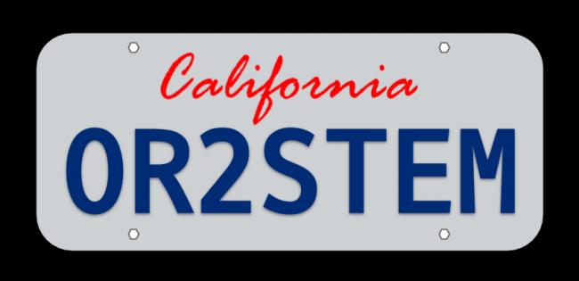 On Ramp to STEM Logo